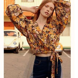Free People⭐️Party Playlist Blouse⭐️